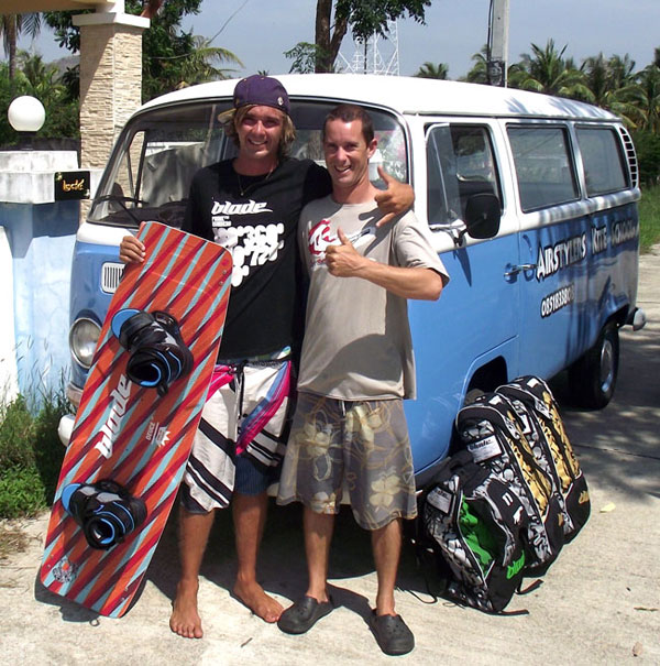 blade team rider mike dabrowski in pranburi